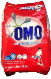 9 of Omo 1.5 Kg Powder Laundry Detergent Ultra Clean