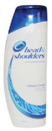 6 of Hands 200 Ml Classic Clean Shampoo 7 oz