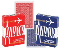 12 of Aviator Playing Card Poker