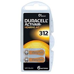 36 of Duracell Hearing Aid 312