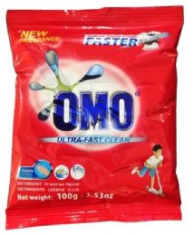 140 of Omo 100 Gm Powder Laundry Detergent Ultra Clean