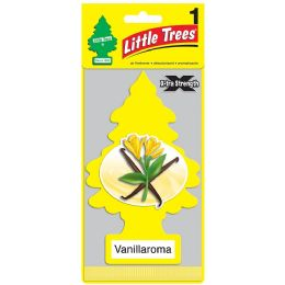 24 of Little Tree Vanilla Roma Car Freshener 1's