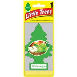 24 of Little Tree Green Apple Car Freshener 1's