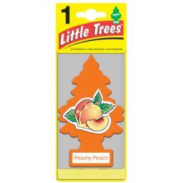24 of Little Tree Peachy Peach Car Freshener 1's