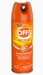 12 of Off Insect Repellant All Family 6 Oz/170 G