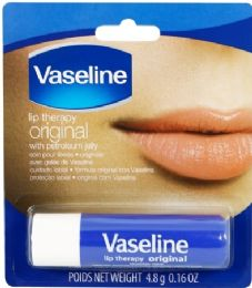 24 of Vaseline Lip Therapy 0.16 Oz Original