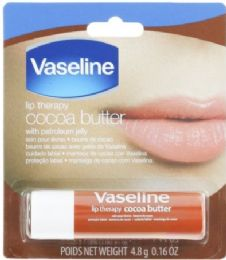 24 of Vaseline Lip Therapy 0.16 Oz Coco Butter
