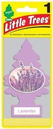 24 of Little Tree Lavender Car Freshener 1's