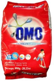 18 of Omo 800 Gm Powder Laundry Detergent Ultra Clean