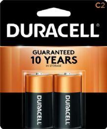 48 of Duracell C 2 Pk Coppertone Batteries