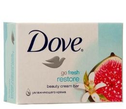 48 of Dove Bar Soap 135g Go Fresh Restore