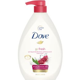 12 of Jandj Body Wash 750 Ml Pomegranate
