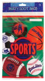 24 of Party Loot Bag 8 Count Sport