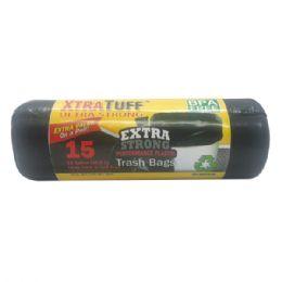 48 of Xtratuff Trash Bag 13gal 15ct Rolls