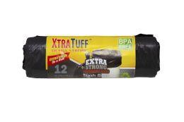 48 of Xtratuff Trash Bag 26gal 12 Ct Rolls