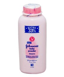 72 of Jandj Baby Powder Blossom 75+25g