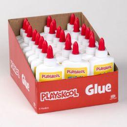 24 of Playskool School Glue 4oz