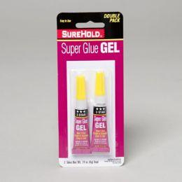 72 of Super Glue Gel 2pk .14oz