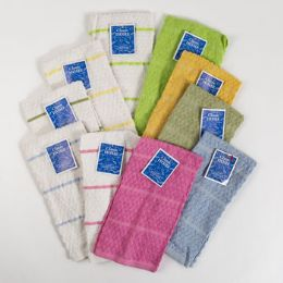 72 of Kitchen Towel 2 Styles 6 Asst