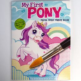 48 of Paint With Water My First Pony