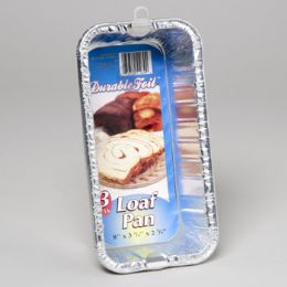 12 of Aluminum Loaf Pan 3 Pack