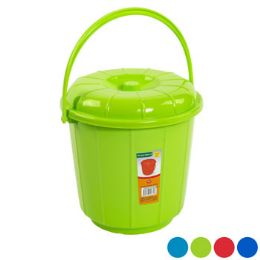 48 of Bucket With Lid & Handle 3qt
