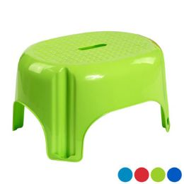 12 of Step Stool Large 200lb Capacity 4 Colors In Poly Bag #2911