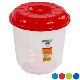 48 of Bucket With Lid 3 Qt Clear