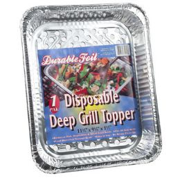 120 of Aluminum Deep Grill Topper 11.75