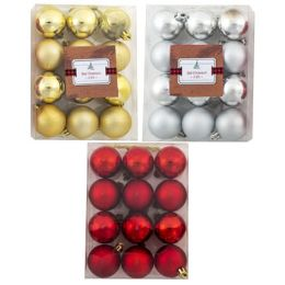 96 of Ornament Ball 12pk 1.57in