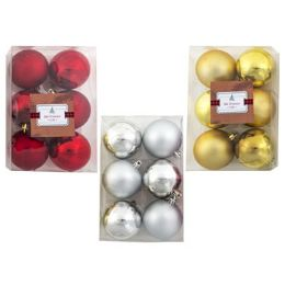 48 of Ornament Ball 6pk 2.36in