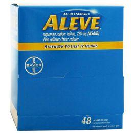 48 of Aleve Box 1 pk