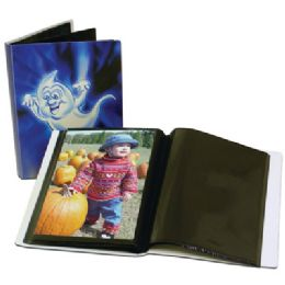 48 of Halloween Photo Album Assorted Designs