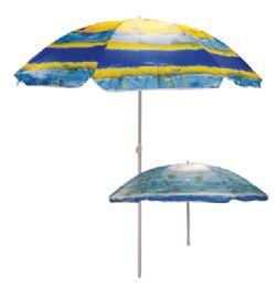 12 of Beach Umbrella 72 Inch Tropical Designs