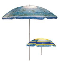 9 of Beach Umbrella 81 Inch Tropical Designs