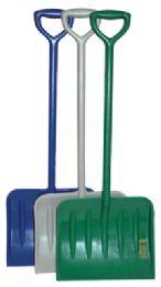 48 of Children's Snow Shovel 27 Inch Plastic Assorted Colors
