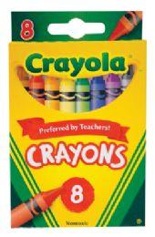 48 of Crayola Crayons 8 Count