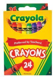 48 of Crayola Crayons 24 Count