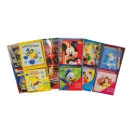 96 of Licensed Note Cards Set 9 PC-4 Cards/ Envelopes And 1 Gel Pen