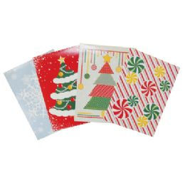 48 of Christmas Gift Box 4 Pack 11 X 8 X 1.5 Inch Small