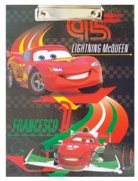 24 of Disney Cars Clipboard 12 X 9 Inch
