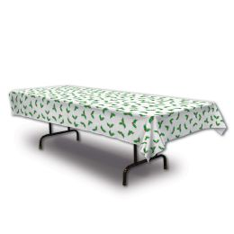12 of Holly Tablecover Plastic