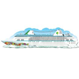 12 of Jointed Cruise Ship