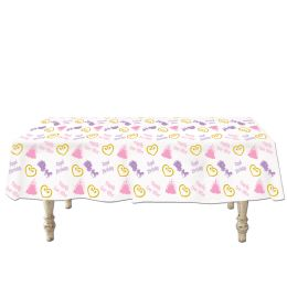 12 of Princess Tablecover Plastic