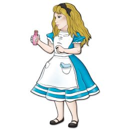12 of Jointed Alice In Wonderland