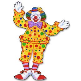 12 of Jointed Circus Clown