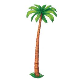 12 of Jointed Palm Tree 6'