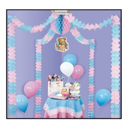 6 of Baby Shower Party Canopy Covers Approximately 20'x20' Area