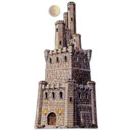 12 of Jointed Castle Tower Prtd 2 Sides