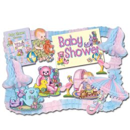 6 of Baby Shower Party Kit